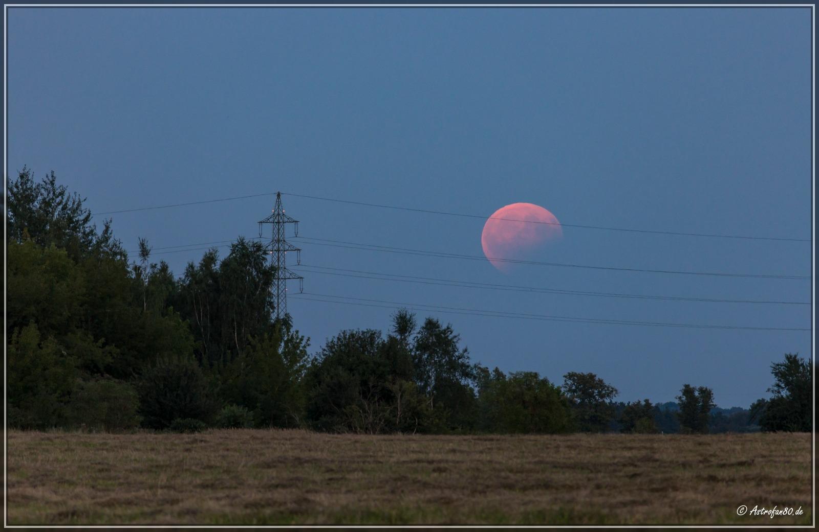MoFi 170807 - Mondaufgang