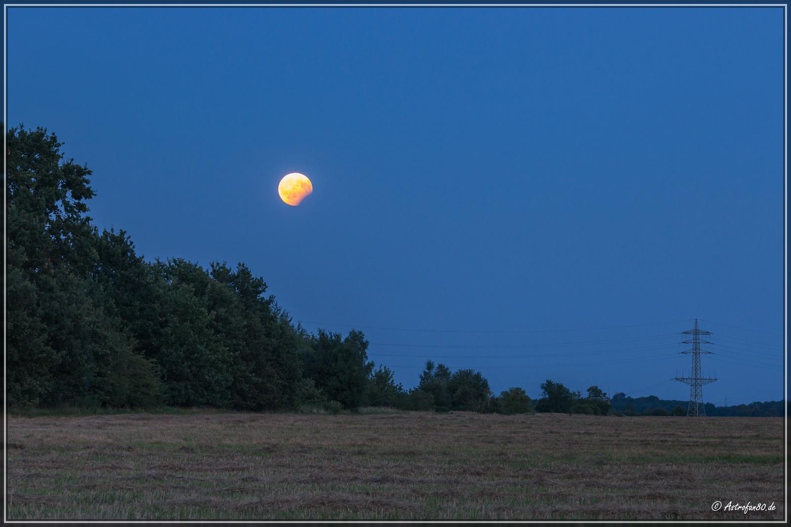 MoFi 170807 - verfinsterter Mond