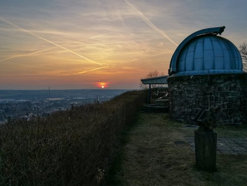 Der deutschlandweite Astronomietag in Radebeul