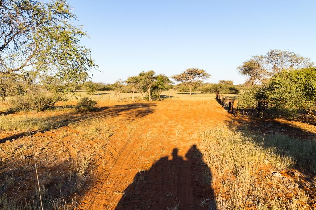 Kalahari Sundowner