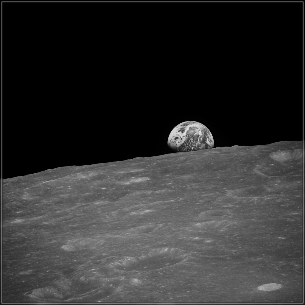 Apollo 8: Earthrise an Heiligabend