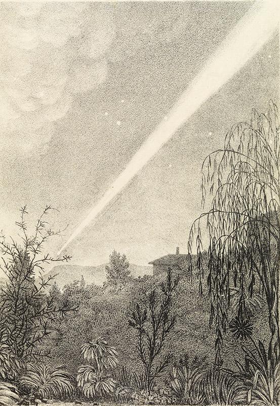 "Komet ATLAS auf dem Weg zum ""Großen Kometen""?"