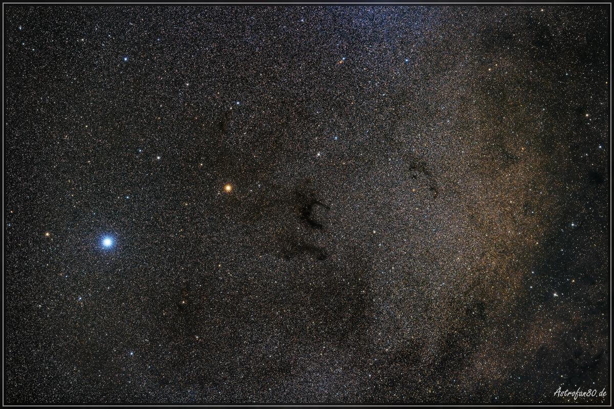 Barnard's E-Nebula