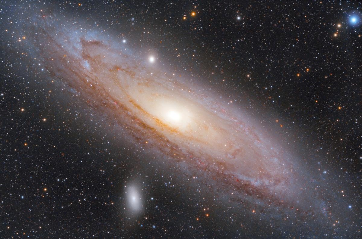 Andromedagalaxie (Speedy)