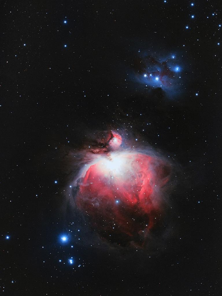 Messier 42 & Messier 43