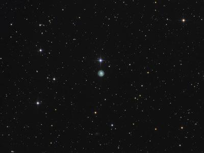 Objekte des Monats: Der Eskimonebel NGC 2392