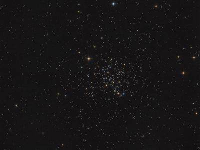 Objekte des Monats: Der Sternhaufen Messier 67