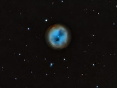 Objekte des Monats: Der Eulennebel Messier 97