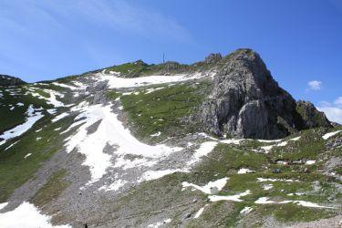 Am Fuss der Bergstation - westliche Karwendelspitze Mittenwald #1