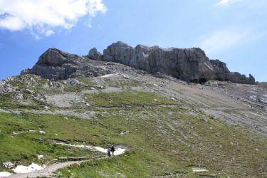Am Fuss der Bergstation - westliche Karwendelspitze Mittenwald #2