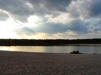 Windräder vom Standort Briesener See
